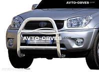 Дуга переднего бампера Toyota Rav-4 2000-2006 (п.т. TW0054)