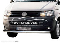Защитный ус для VW Transporter T5+ (п.к. V001)