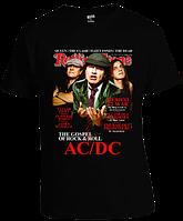Футболка AC/DC Rolling Stone, фото 1