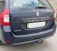 Фаркоп на Dacia Logan MCV универсал (с 2013--) Дачия Логан МСВ