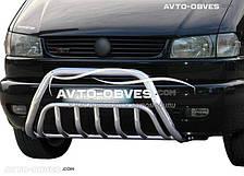 Кенгурятник двойнок VW Transporter T4