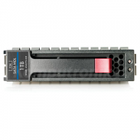 Жёсткие диски, HP 1TB 6G SATA 7.2k 3.5in NHP MDL HDD