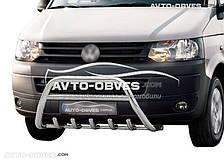 Дуга передняя для VW Transporter T5+ без логотипа