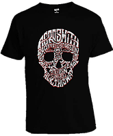Футболка Aerosmith Skull