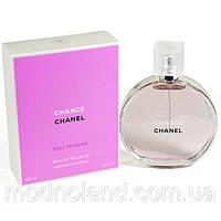 Женская туалетная вода Chanel Chance Eau Tendre 100 ml (Шанель Шанс Тендер)