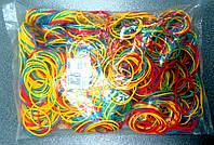 Резинки для денег цветные 500 гр/уп. 8011