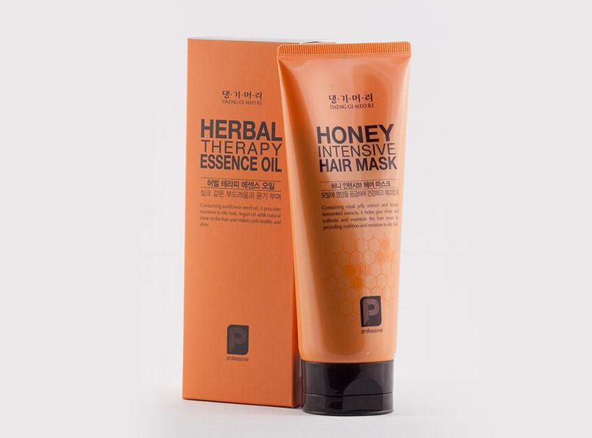 Интенсивная медовая маска для восстановления волос Daeng Gi Meo Ri Honey Intensive Hair Mask 150мл