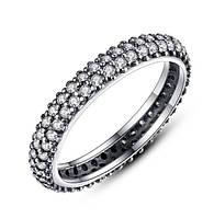 """Серебряное кольцо Пандора (Pandora) """"Вдохновение"""""""