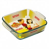 Форма для выпечки SIMAX квадратная, 5.2 л