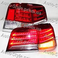 Альтернативная задняя оптика Lexus LX 570 тюнинг-оптика