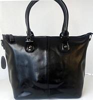 Женская классическая сумка из натуральной кожи 3