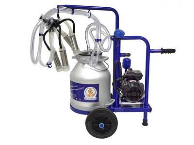 Сепараторы молочные,маслобойки,доильные аппараты, молочные бидоны .