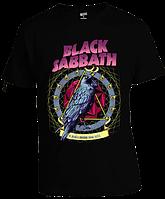 Футболка Black Sabbath Raven