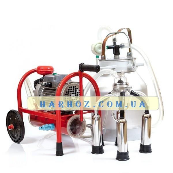 Доильный аппарат Буренка 1 Нерж (1 ведро)