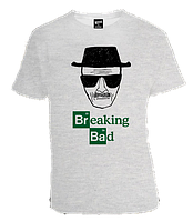 Футболка Breaking Bad Heisenberg Hat
