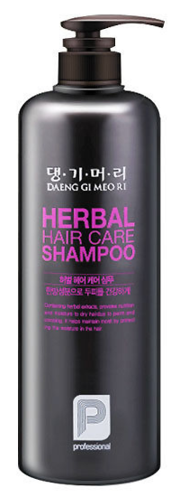 Профессиональный шампунь на основе целебных трав Daeng Gi Meo Ri Herbal Hair Shampoo 1000м