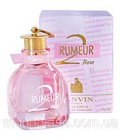 Женская туалетная вода Lanvin Rumeur 2 Rose 100 ml (Ланвин Румер ту Роуз)