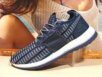 Кроссовки BaaS Pure Boost темно-синие 42 р., фото 1