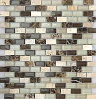 Мраморная мозаика Vivacer DAF100