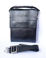 Брендовая мужская сумка Langsa.  20,5 х 26