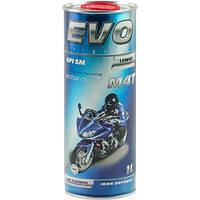 Масло полусинтетическое 4 х тактное EVO MOTO M4T 10W-40 1L