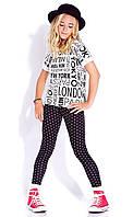 Комплект Люси (лосины и футболка), фото 1