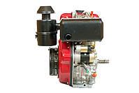 Двигатель WEIMA(Вейма) WMC 188FBE - S(шпонка, дизель 12л.с.) с электростартером, фото 4