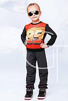 Спортивный костюм FASHION UP -20880 (Т. серый)
