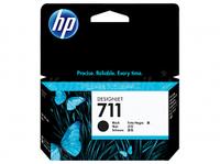 Оригинальные чернила, HP No. 711 czarny 38 ml