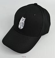 Бейсболка кепка с котом