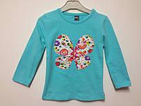 Детская одежда оптом Кофта реглан для девочек оптом, фото 1