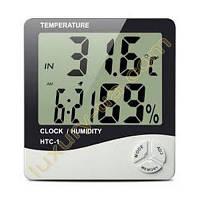 Термометр с гигрометром HTC -1