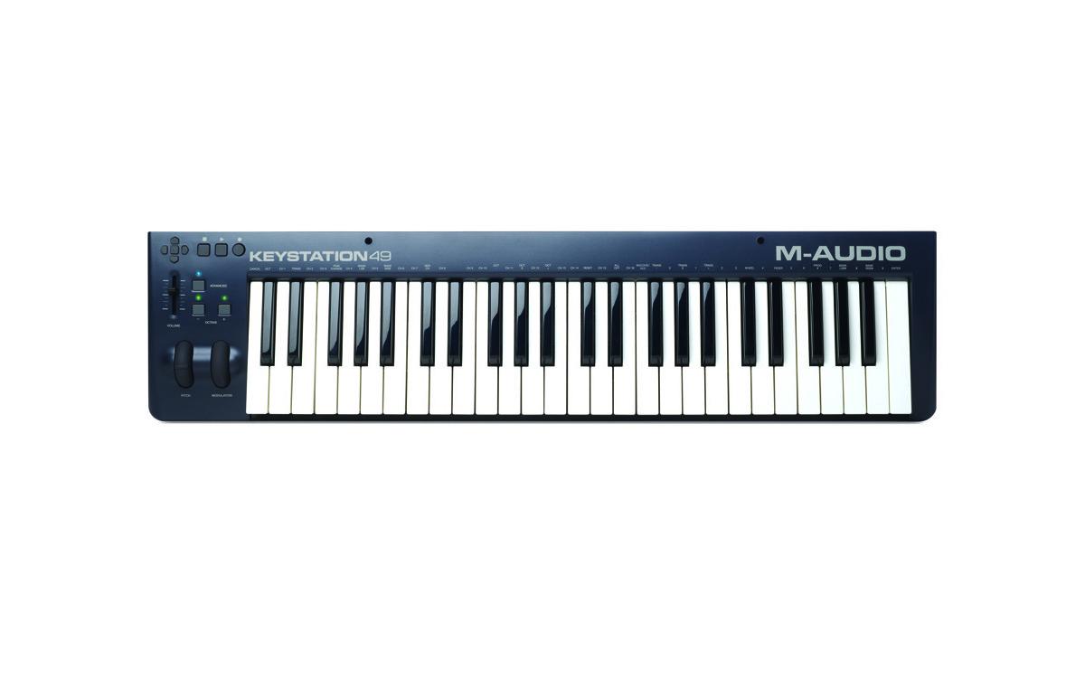 MIDI-клавиатура M-Audio Keystation 49 MKII