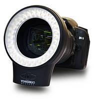 Кольцевой светодиодный свет Yongnuo LED macro WJ-60.