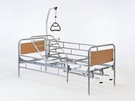 4-х секционная кровать Sonata 4/С с механическим приводом в комплекте с колесами Invacare Германия
