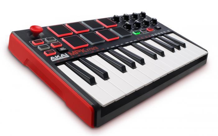 MIDI-клавіатура Akai MPK MINI MK3