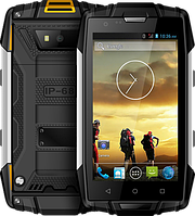 """Kcosit S951, IP-68, 2400 мАч, Android 5.1, GPS, 3G, ОЗУ 1 GB, дисплей 4"""". Максимально водонепроницаемый!"""