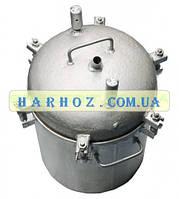 Автоклав для домашнего консервирования Николаев (1л-10шт, 0,5л-12шт)