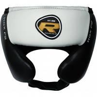 Шлем боксерский с защитой RDX White размер XL