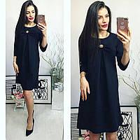 Платье женское, модель 774, черное