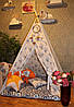 """Детский игровой домик, вигвам, палатка, шатер, шалаш """"Ловец снов"""""""