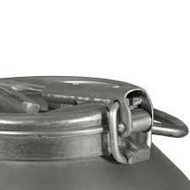 Бидон молочный алюминиевый на 40 литров пр-во Калитва , фото 2