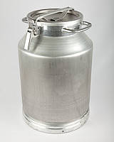 Бидон молочный алюминиевый на 25 литров пр-во Калитва , фото 3