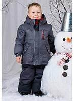 Костюм для мальчика 271 M F16 Dk Gray / Black NANO, фото 1