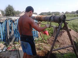 Копка канализаций в Белоцерковском р-н. 8