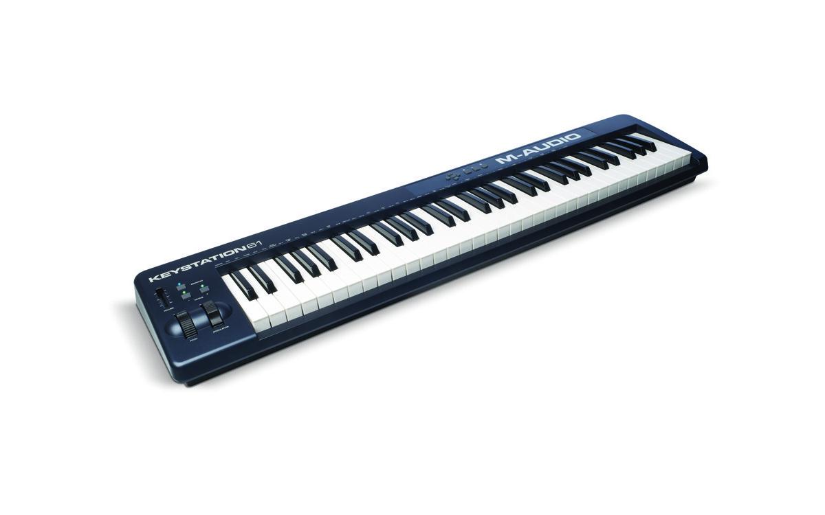 MIDI-клавиатура M-Audio Keystation 61 MKII