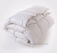 Детское одеяло пуховое кассетное Зима MirSon Royal белый пух 100 % Премиум 036 зимнее 110х140 см вес 700 г.