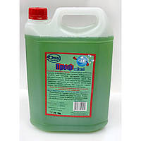 Средство для мытья унитазов и раковин с дезинфицирующим эффектом концентрат 5 л Чистюня