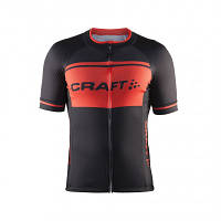 Велофутболка мужская Craft Classic Logo Jersey 2016