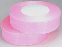 Лента органза 2,5см св.-розовый от 3шт
